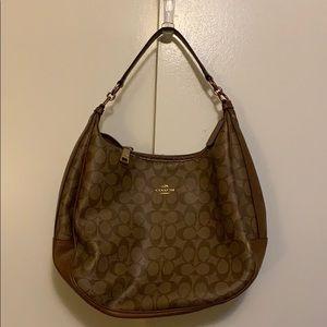 One shoulder Coach bag